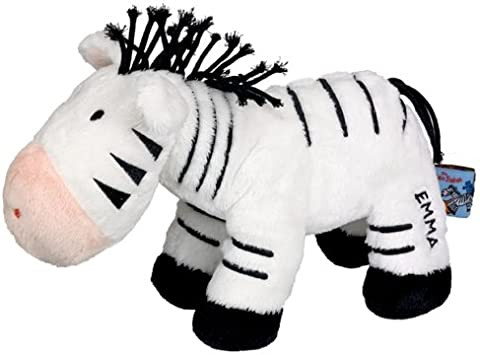 Die Spiegelburg Zebra Emma zum Kuscheln Die lieben Sieben 13988