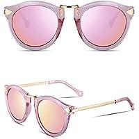 ATTCL clásico Fashion Round flecha estilo Wayfarer anteojos de sol polarizadas para las mujeres
