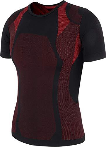 normani Funktionsunterwäsche Kurzarm T-Shirt für Damen - Atmungsaktiv, Outdoor, Fitness, Sport, Wandern