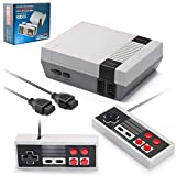 Classic Retro Game Console with 2 Controllers for