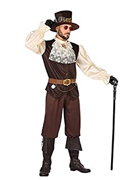 DISBACANAL Disfraz de Steampunk Hombre - -, XL: Amazon.es ...