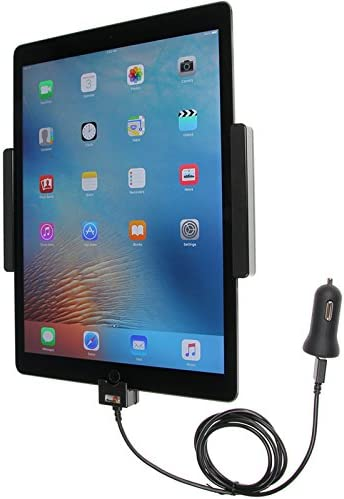 with cig-Plug for Apple iPad Pro 12.9 Brodit 521820 Active Holder