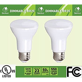 Feit R20 Dimmable 45 Watt Replacement LED Soft White Flood ...
