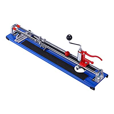 Adjustable Laser Guide Tile Cutter Pro Heavy Duty Tile Cutter Machine for Preciser Cutting of Porcelain Ceramic Floor Tiles