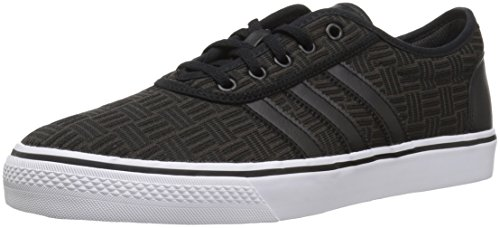 adidas Originals Adi-Ease Skate Shoe, DGH Solid Grey, Core Black, FTWR White, 8.5 M US - Adi Dress