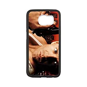 Die Hard Samsung Galaxy S6 Cell Phone Case White Phone cover W9318958