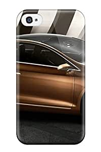 Defender Case For Iphone 4/4s, Luxury Volvo Car And S43 Pattern