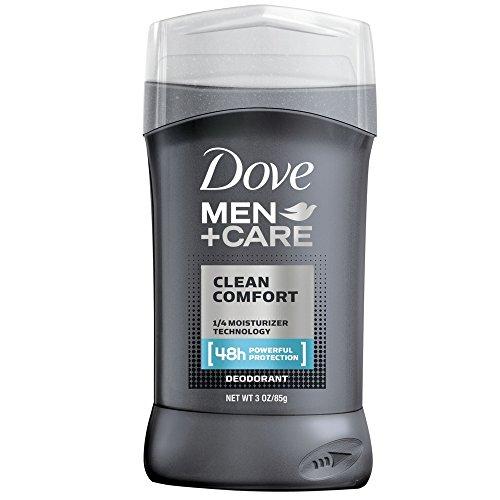 Dove Men+Care Deodorant Stick Clean Comfort 3...