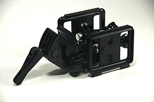 Universal Camera Clamp Mount Set, Oumers Fixing Clip Mount Kit for Fishing Rod/Bow Fixing Clip, for GoPro Hero HD, Hero 4, Hero 4session Hero 3+, Hero 3, Hero 2, GoPro Camera Accessories