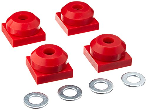 Prothane 6-1601 Red Transfer Case Mount Kit