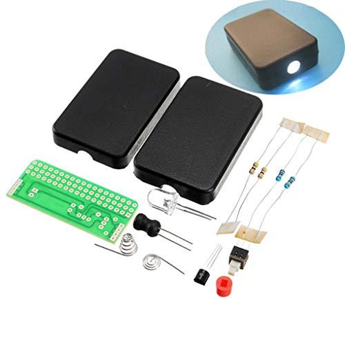 Yongse DIY FLA-1 Simple Flashlight Circuit Board Electronic Kit by Yongse (Image #1)