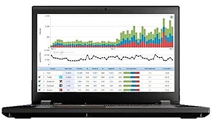 Amazon com: Lenovo ThinkPad P51 Mobile Workstation Laptop