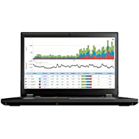 Lenovo ThinkPad P51 Mobile Workstation Laptop - Windows 10 Pro - Intel Quad-Core i7-7820HQ, 8GB RAM, 256GB SSD, 15.6' UHD IPS 3840x2160 Display, NVIDIA Quadro M1200M 4GB GPU, Secure Smart Card Reader