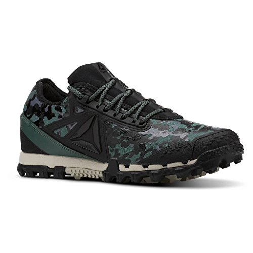 Green Deporte Super Multicolor Zapatillas Black Stealth Mujer Chalk At de 000 3 0 Camo Parchment para Reebok Alloy 01pZ5qv