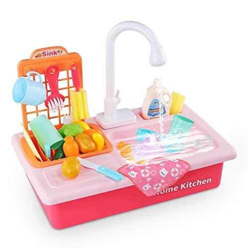 Temi Kitchen Sink Toys