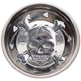 Skull W/ Crossbones Kitchen Sink Strainer Drain Decor