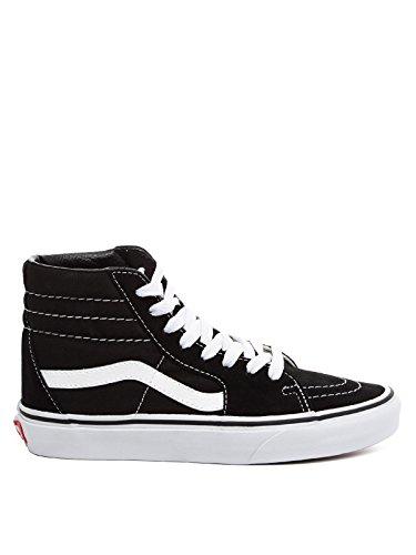 Bianco Sk8 Sneakers Unisex Alti Adulto Vans Hi Nero xZ0wqPCn7f
