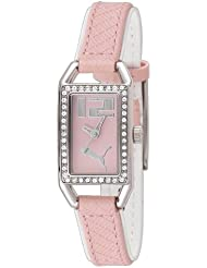 Puma Womens PU100172001 Sportlifestyle Collection Pure Pliancy Watch