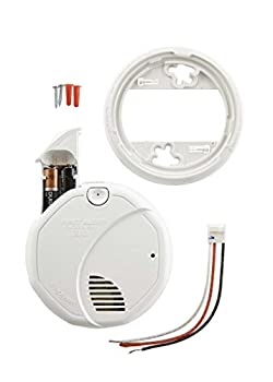 First Alert Brk 3120b Hardwire Dual Photoelectric & Ionization Sensor Smoke Alarm With Battery Backup 3