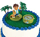 Party Supplies - Go, Diego, Go! Cake Toppers