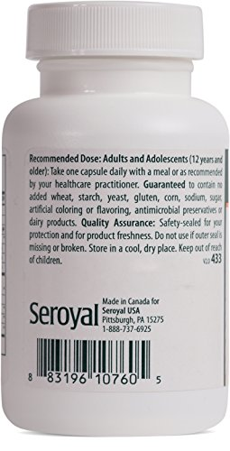 Genestra Brands - Cod Liver Oil DHA/EPA Forte Capsules - Blend of DHA, EPA, and Vitamins A and D - 60 Softgel Capsules by Genestra Brands (Image #2)'