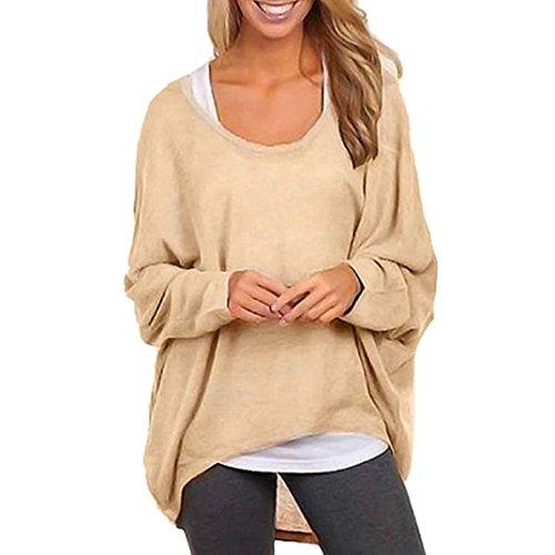 Knitwear Sunfei Batwing Sweater Pullover