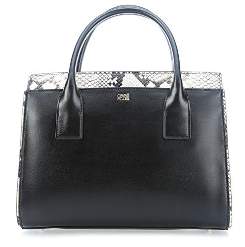 Roberto Cavalli Class Lucille Handtasche schwarz