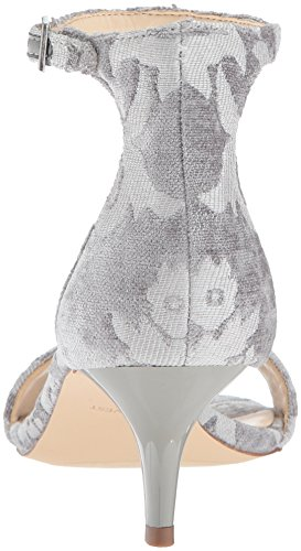 extremely cheap online cheap sale low price Nine West Women's Leisa Fabric Dress Sandal Grey Multi cheap discount authentic cheap sale fake for sale cheap authentic 3CFBd