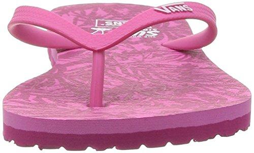 Lanai Pink tropical Rose Magenta Tongs Femme W tropical Vans Mage Aq0w5f7v