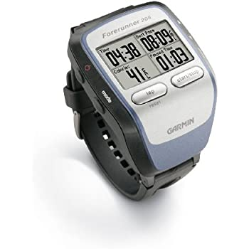 Amazon.com: Garmin Forerunner 205 GPS Receiver and Sports