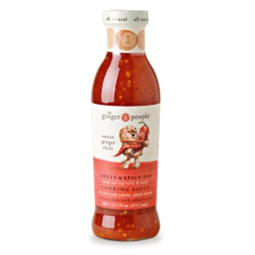 (Ginger People, Sweet Ginger Chili Sauce, 12.7 oz)