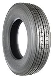 Double Coin TR100 Ultra Premium Shallow Tread Trailer-Position Commercial Radial Truck Tire - 285/75R24.5 14 ply