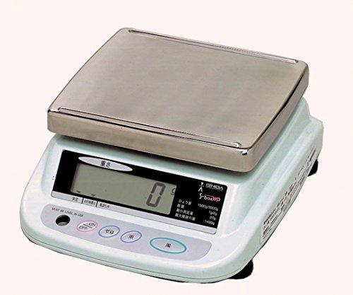 イシダ1-8050-04上皿型重量はかりS-boxWP3kg B07BD2T6QB