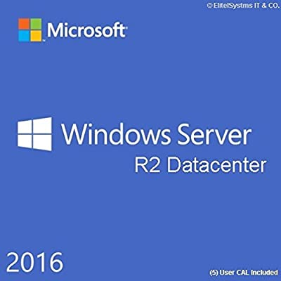 Microsoft Windows Server 2016 R2 Datacenter | Retail |