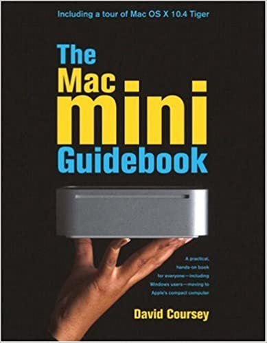 The Mac mini Guidebook