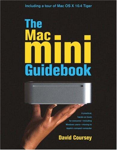 Book The Mac mini Guidebook Z.I.P