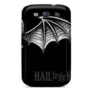 Samsung Galaxy S3 KGV6261fVnU Provide Private Custom Colorful Avenged Sevenfold Series Shock Absorption Hard Cell-phone Case -CharlesPoirier