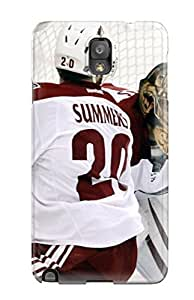 Snap-on Case Designed For Galaxy Note 3- Phoenix Coyotes Hockey Nhl (70)