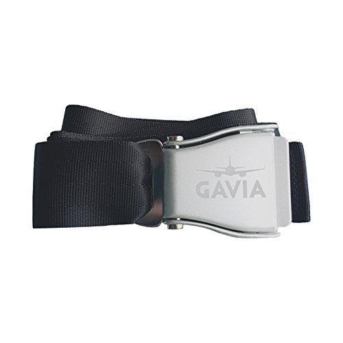 - Aviation Buckle Belt (Black)
