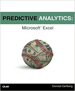 Book Predictive Analytics: Microsoft Excel