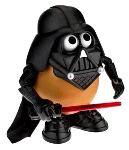 (Mr. Potato Head Star Wars Series - Darth Tater with Mini Keychain)