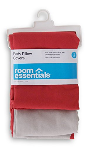 room essentials body pillow cover - 4