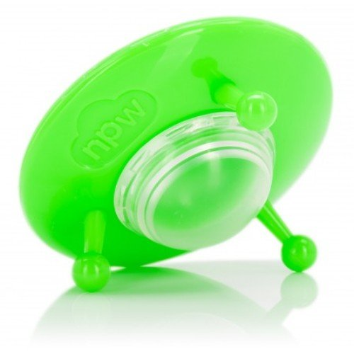NPW First Contact Lens Case UFO Alien Space Ship