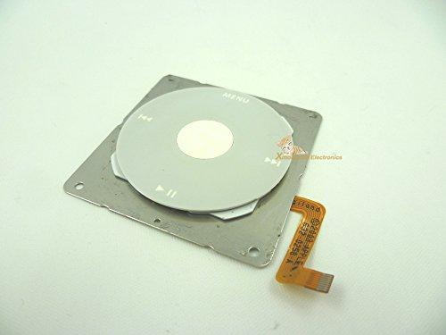 - White Color Clickwheel Click Wheel Button Flex Ribbon Cable for Ipod 4th Gen and Photo 20gb 30gb 40gb 60gb