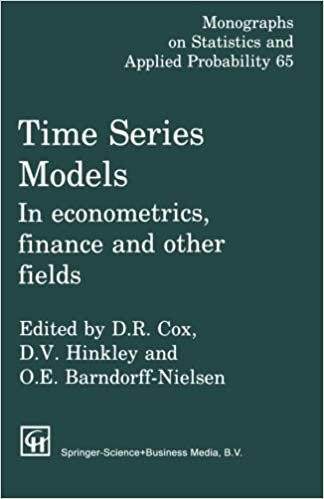 Descargar Ebook Torrent Time Series Models: In Econometrics, Finance And Other Fields Documento PDF