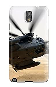 ELikGex1563SKnqa DPatrick A Us Air Force (usaf) Mh 53m Pave Low Iv Helicopter Durable Galaxy Note 3 Tpu Flexible Soft Case
