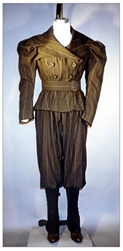- Ladies 1890's Sporting Costumes with Leggings Sewing Pattern #110 (Pattern Only)