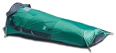Aqua Quest Hooped Bivy Tent - Waterproof - Green or Orange