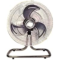 LavoHome Floor Stand 18-inches Mount Commercial High-velocity Oscillating Industrial Fan With 2-Year Warranty