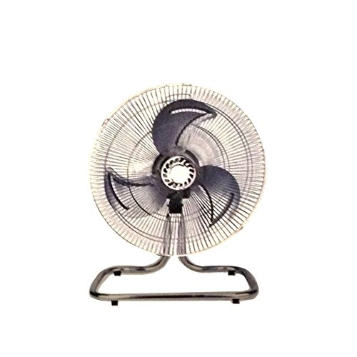 LavoHome Floor Stand 18-inches Mount Commercial High-velocity Oscillating Industrial Fan With 2-Year Warranty -